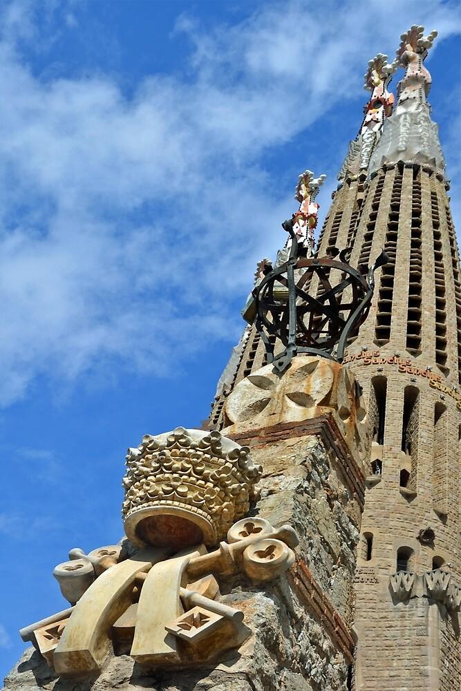 Sagrada Familia by Arie Koene