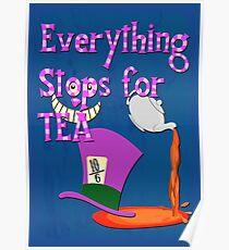 Teatime Poster