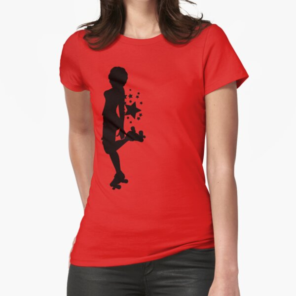 Sass E. Silhouette Fitted T-Shirt