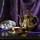 Gold and Silver by Gilberte