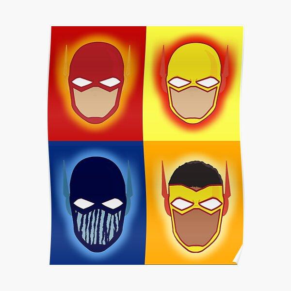 4 Speedsters Poster