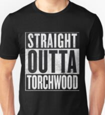 Straight Outta Torchwood Unisex T-Shirt