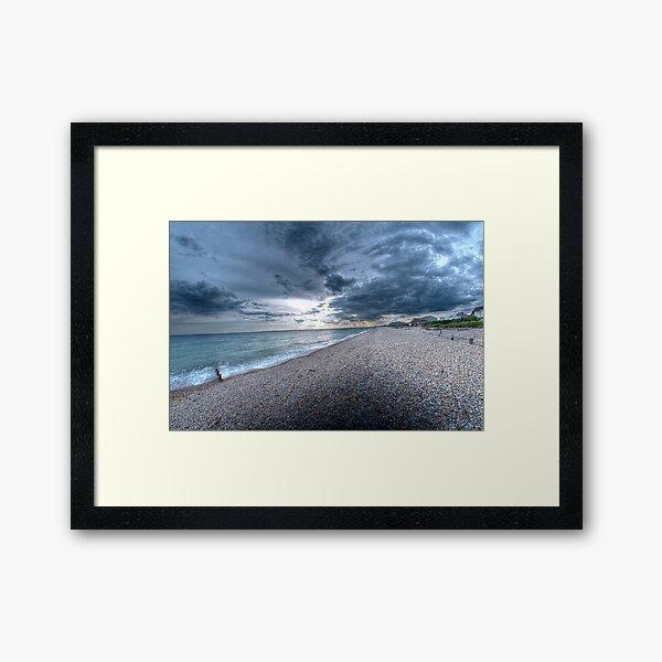 Bracklesham Bay Framed Art Print