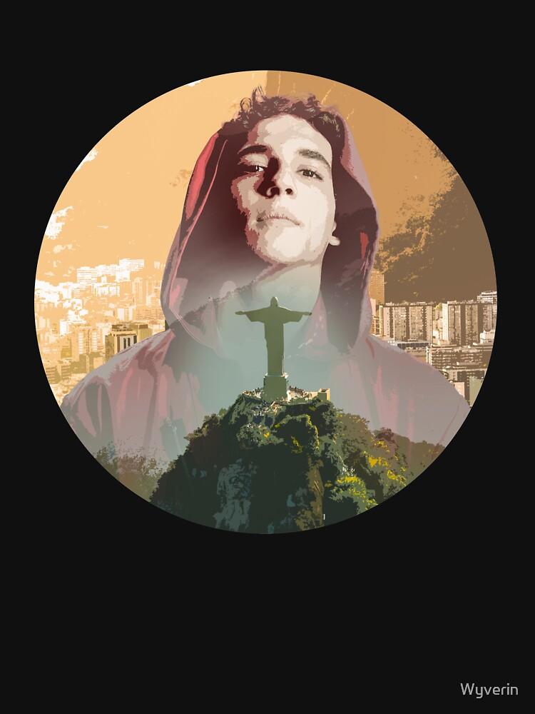 Rio - Casa de Papel (Money Heist) by Wyverin
