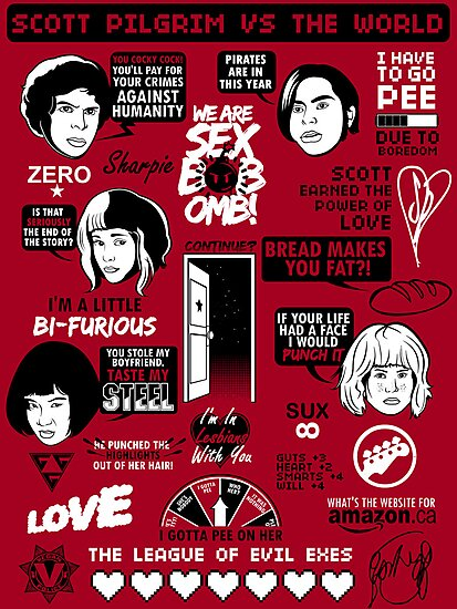 Scott Pilgrim Quotes by Tom Trager