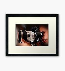 Canon EOS 40D Framed Print