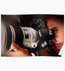 Canon EOS 40D Poster