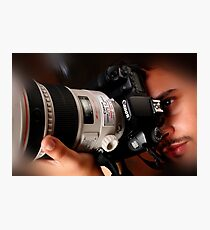 Canon EOS 40D Photographic Print