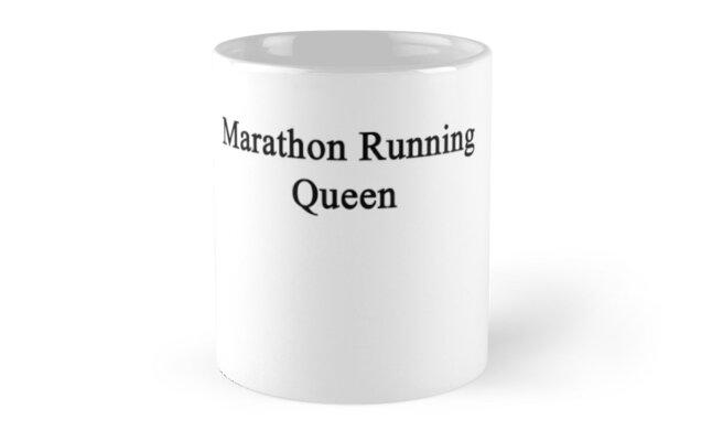 Marathon Running Queen  by supernova23
