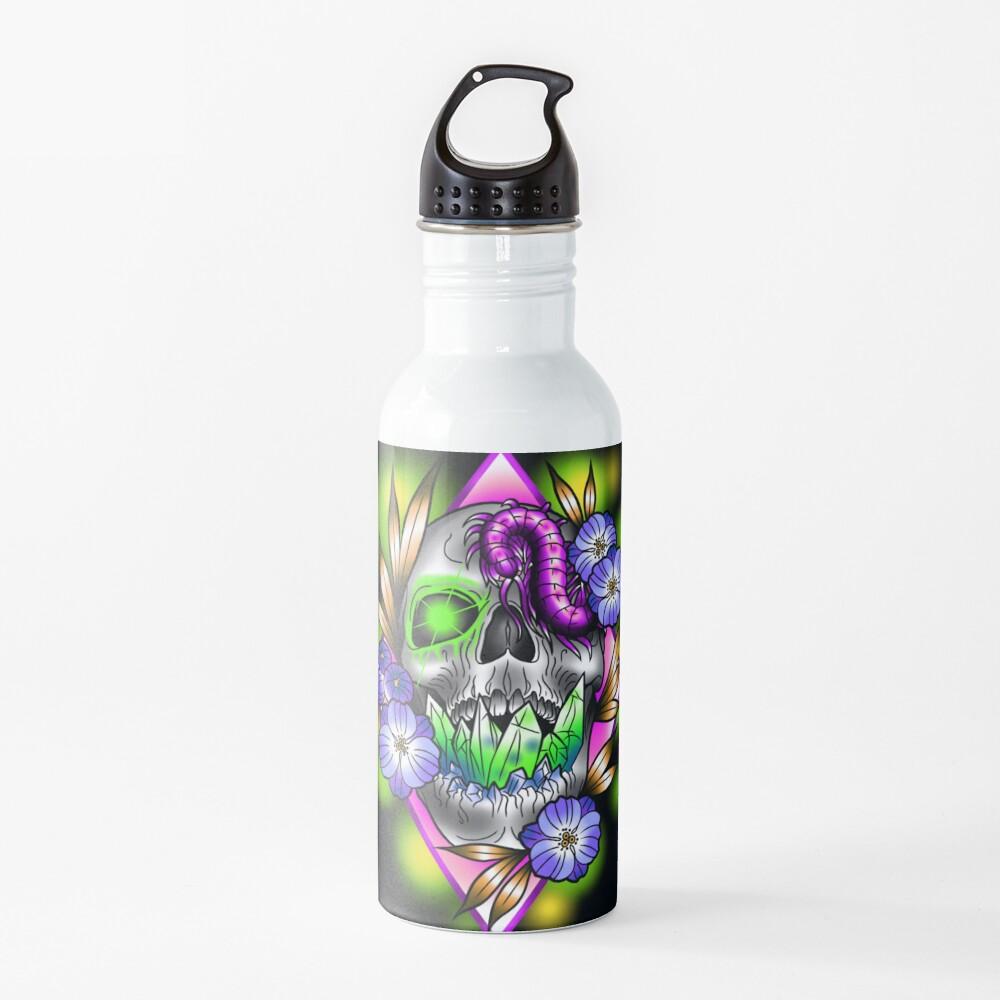 Crystal skull  Water Bottle