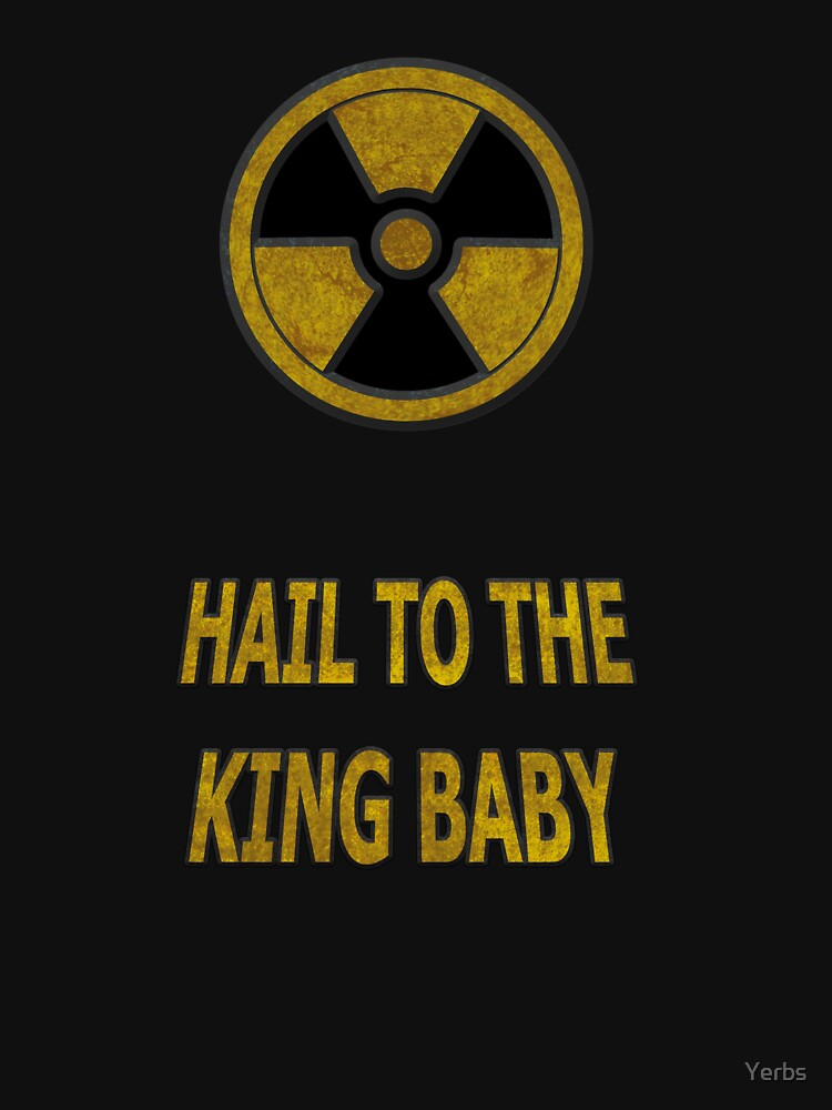 Duke Nukem - Hail To The King Baby! | Unisex T-Shirt