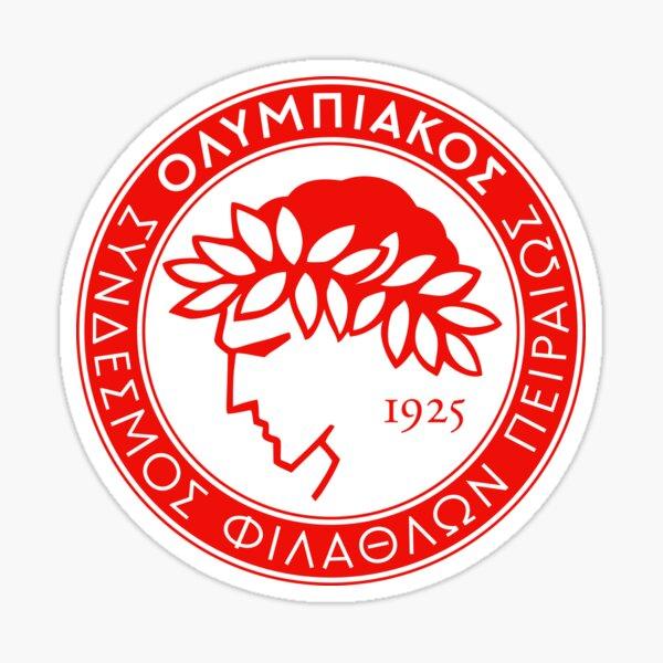 Olympiacos F.C. Pegatina