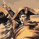 Napoleon Bonaparte, Ne'er Blown Apart ... Vive La France by Clifford Hayes