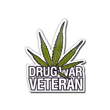 Drugwar Veteran by Jooy