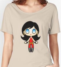 Wonder Girl Plush Character T-shirt