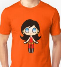 Wonder Girl Plush 2 Unisex T-Shirt