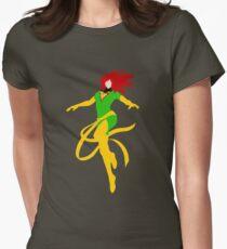 Phoenix 1 Womens Fitted T-Shirt