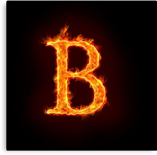 fire alphabet by mtkang