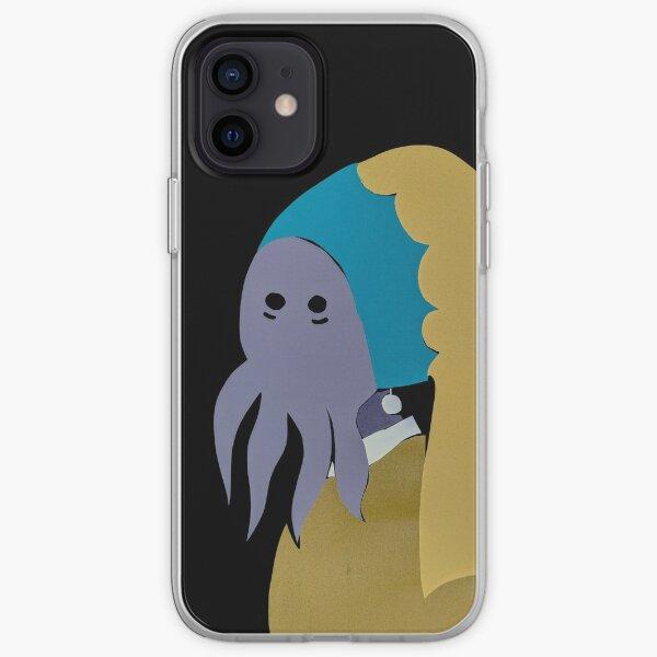 Illithid Content iPhone Soft Case