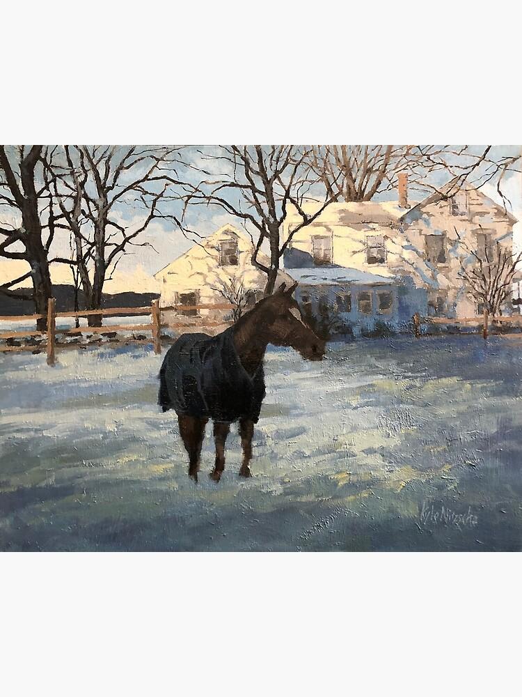 Sawyer Horse 2 by knitzsche
