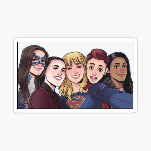 Super Selfie Sticker