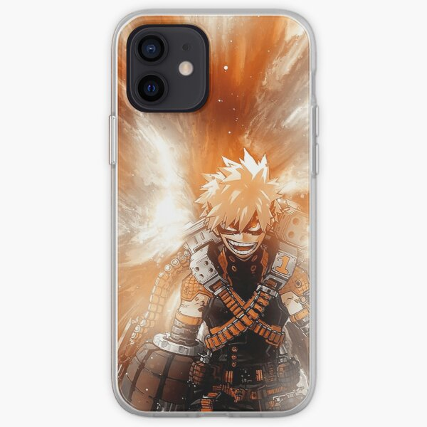 Bakugo iPhone Soft Case