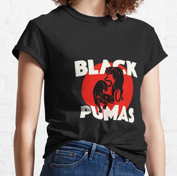 dúo negro pumas con género; Funk, R&B, Musik soul Camiseta clásica