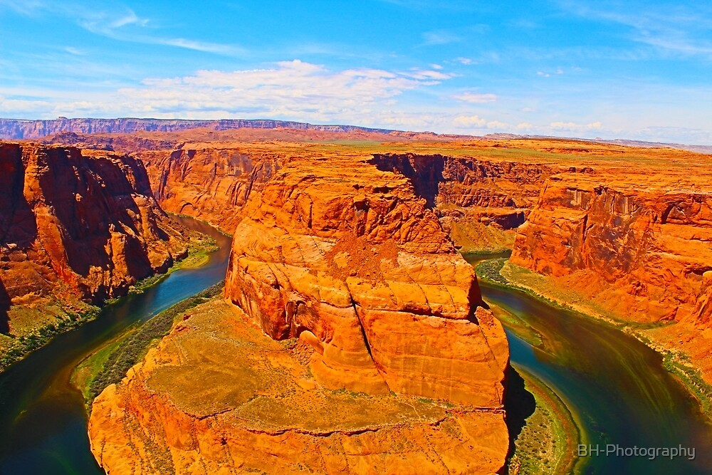 Horseshoe Bend, Grand Canyon, USA by BH-Photography