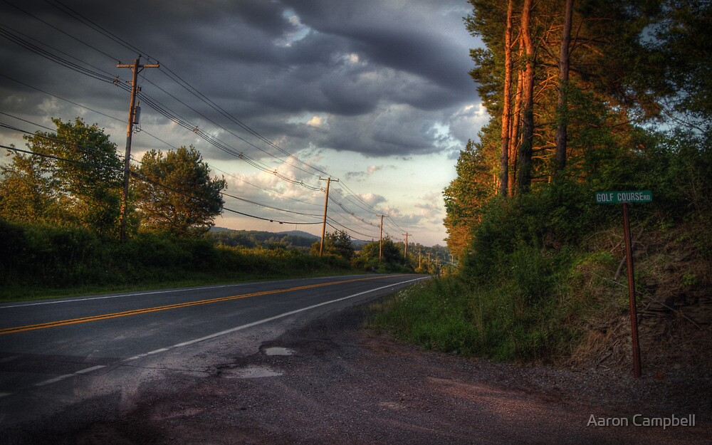 Along Route 118 by Aaron Campbell