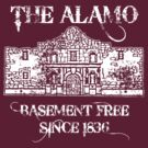 The Alamo Basement by AngryMongo