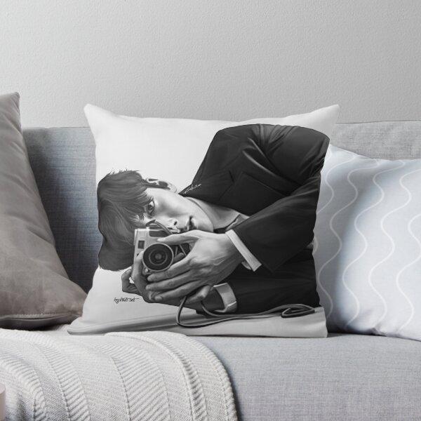 Photographer Ji Chang Wook Throw Pillow