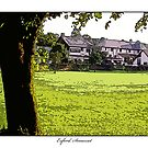 Exford, Somerset by prbimages