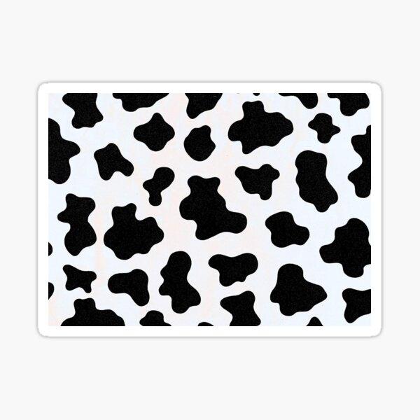 cow print Sticker