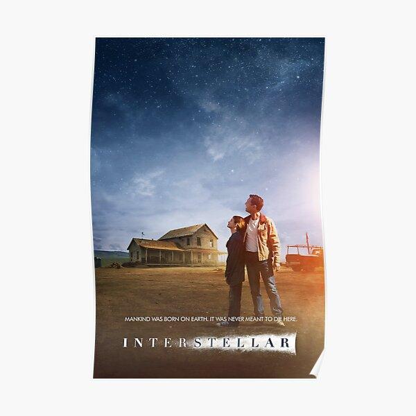 Interstellaire Poster