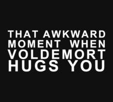 VOLDEMORT HUGS