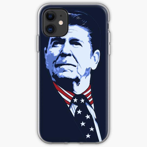 Reagan iPhone Soft Case