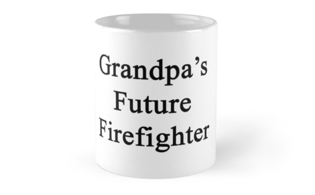 Grandpa's Future Firefighter  by supernova23