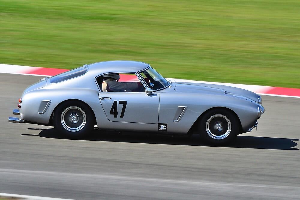 1960 Ferrari 250 SWB by Willie Jackson