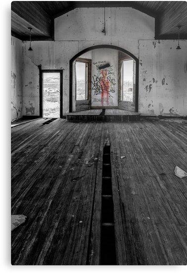Abandoned Church by Chee Sim