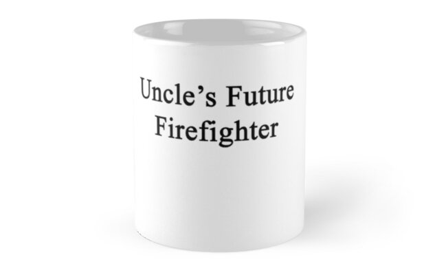 Uncle's Future Firefighter  by supernova23