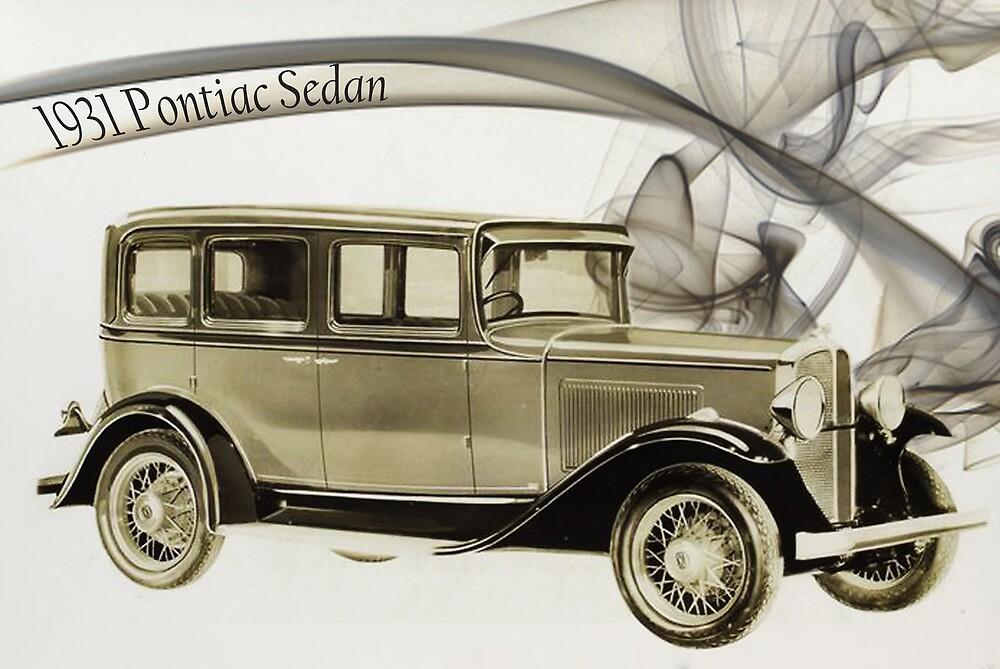 1931 Pontiac Sedan by garts