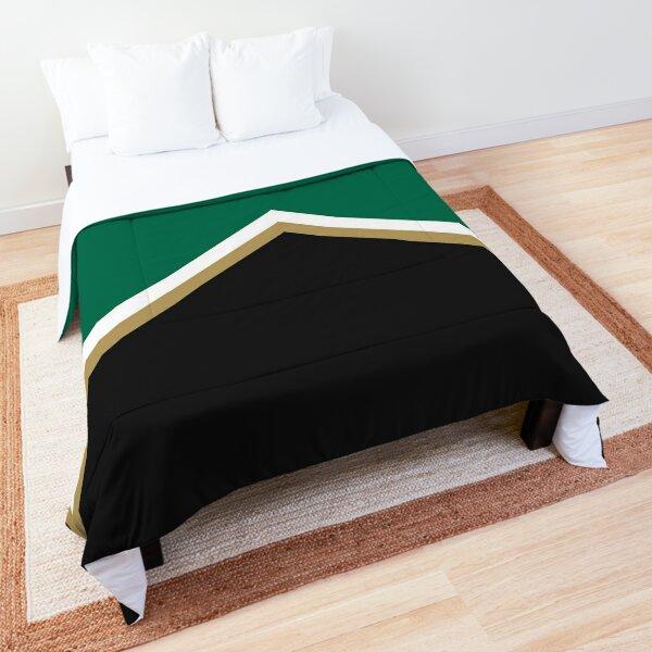 Dallas Stars retro stripes Comforter