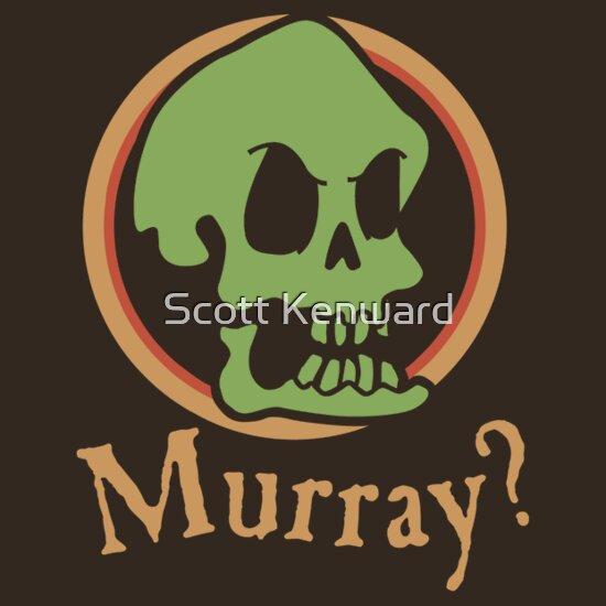 TShirtGifter presents: Murray?