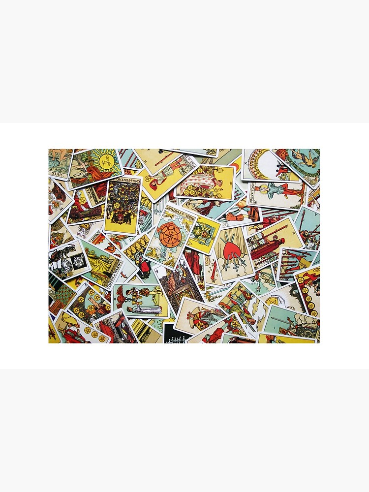 Tarot Card Collection by harrizon
