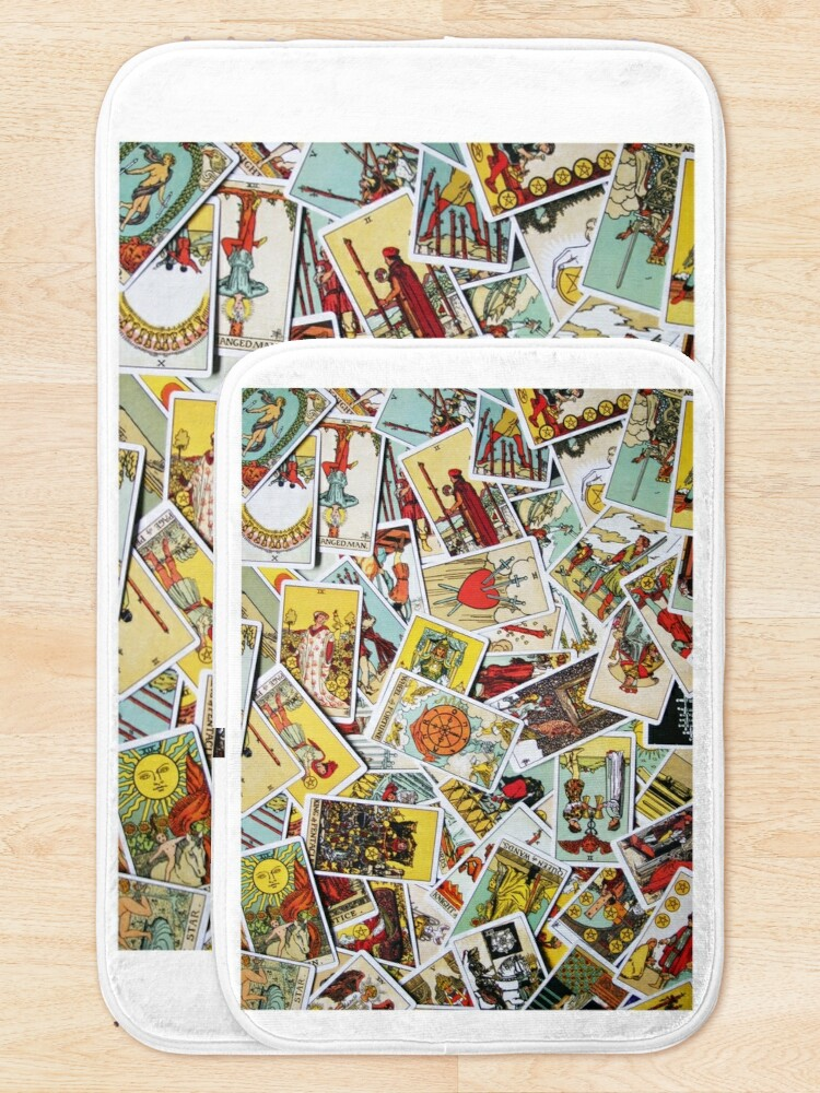 Alternate view of Tarot Card Collection Bath Mat