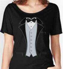 Tuxedo Classic Women's Relaxed Fit T-Shirt