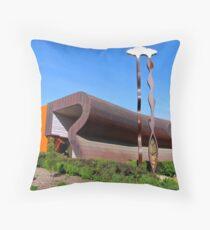 Marion Cultural Centre Throw Pillow