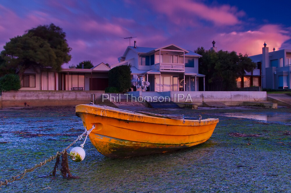 """""""Waiting For The Tide"""" by Phil Thomson IPA"""