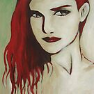 Red Hair by Midori Furze