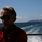 home from the volcano (White Island - NZ). by geof